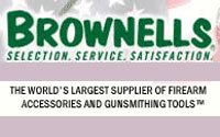 Brownells - Firearm accessories and Gunsmithing tools