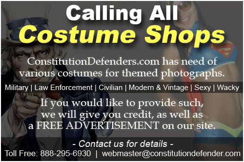 Calling all Costume Shops!!